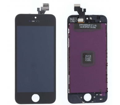 Pantalla Completa Retina para iPhone 5 Negro Negra ++ ARREGLATELO - 2