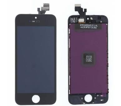 Pełny ekran Retina dla iPhone'a 5 Czarny Czarny ++ ARREGLATELO - 2