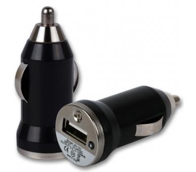 Car Charger - Double USB ports - Color Black ARREGLATELO - 1