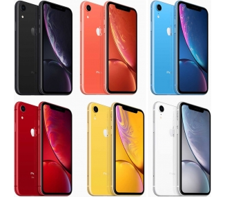 Apple iPhone XR - Libre - Reacondicionado Apple - 1