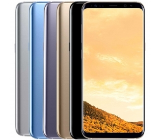 Samsung Galaxy S8 Plus - SM-G955F - European Version - Unlocked - Refurbished