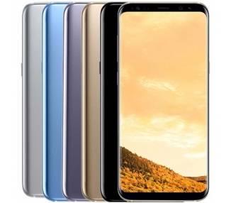 Samsung Galaxy S8 Plus - SM-G955F - Europese versie - Gratis - Gerenoveerd