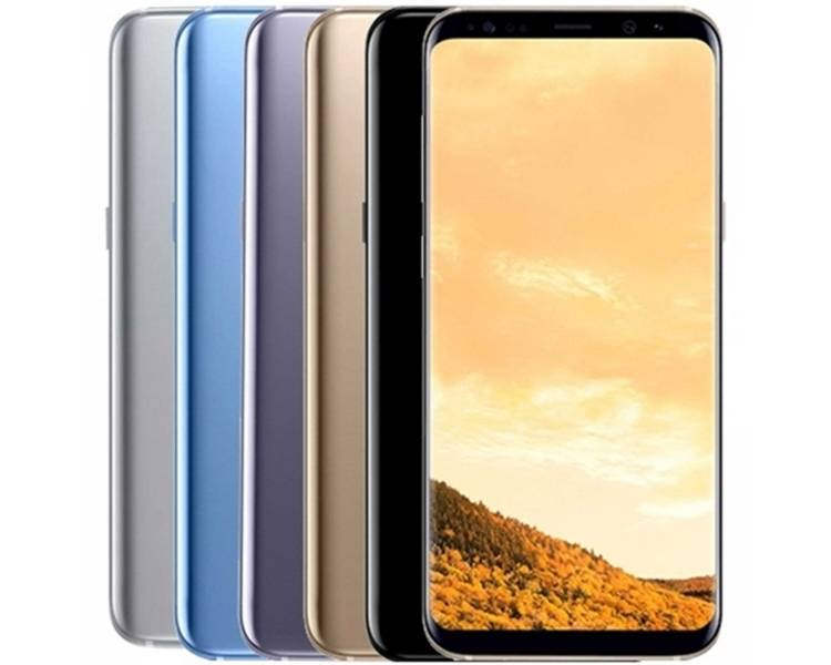 Samsung Galaxy S8 Plus - SM-G955F - Version Europea - Libre - Reacondicionado Samsung - 1