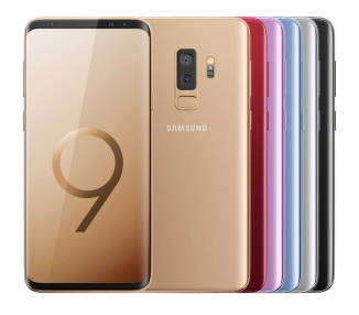 Samsung Galaxy S9 Plus - SM-G965F - Europäische Version - Entsperrt - Überholt