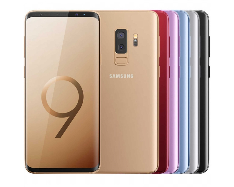 Samsung Galaxy S9 Plus - SM-G965F - Version Europea - Libre - Reacondicionado Samsung - 1