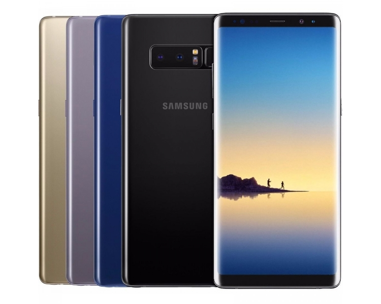 Samsung Galaxy Note 8 - SM-N950F - Version Europea - Libre - Reacondicionado Samsung - 1