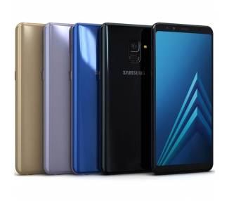 Samsung Galaxy A8 (2018) - SM-A530F - Version Europea - Libre - Reacondicionado Samsung - 1