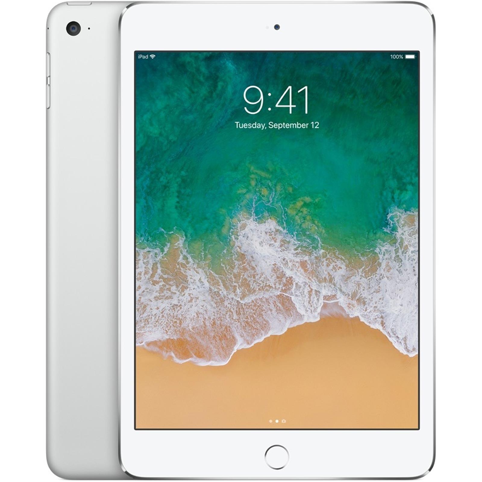 APPLE iPad Mini Wi-Fi 16GB Silver   A1432 ME279ZP/A   A+  - 1