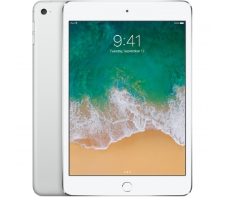 Apple iPad Mini Wi-Fi 16 GB Wit Wit - Zilver / A1432 ME279ZP / A / OUTLET