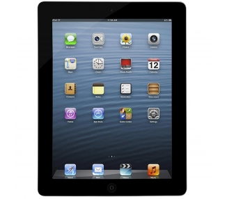 Apple iPad 3 Wi-Fi 16 Go iPS NOIR GRIS / A1416 MD328C / A / OUTLET  - 1