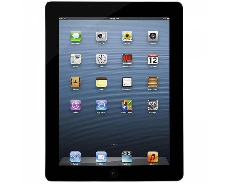Apple iPad 3 Wi-Fi 16 GB iPS CZARNY SZARY / A1416 MD328C / A / OUTLET