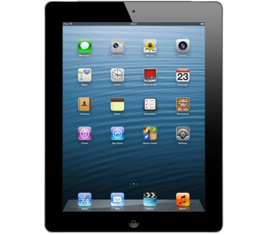 Apple iPad 2 Wi-Fi 16GB iPS ZWART GRIJS / A1395 MC769C / A / OUTLET Apple - 1