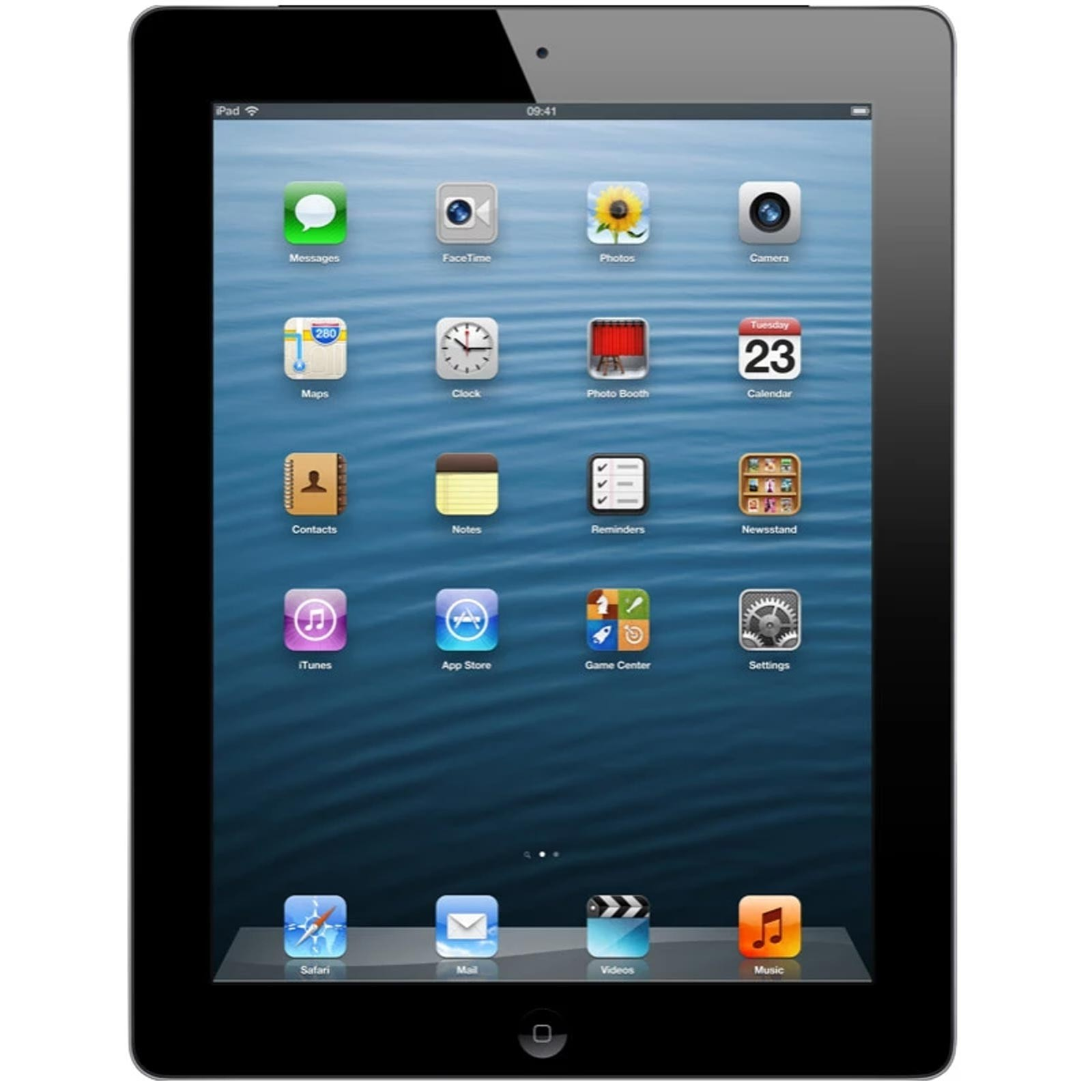 APPLE iPad 2 Wi-Fi 16GB Space Grey | A1395 MC769C/A | A+ Apple - 1