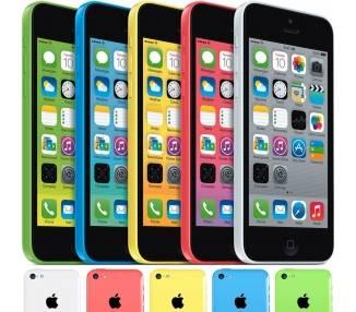 Apple iPhone 5C - Libre - Reacondicionado Apple - 1