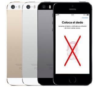 Apple iPhone 5S - Libre - Reacondicionado - Sin Touch iD Apple - 1