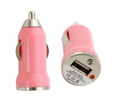 Autoladegerät - Doppelte USB-Anschlüsse - Color Rose ARREGLATELO - 1
