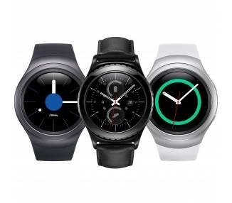 Montre connectée Samsung Gear S2 - Noir