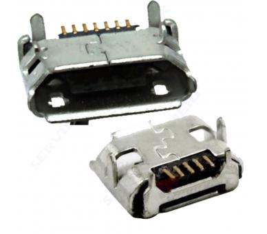 Conector de carga puerto Charging port micro usb para Samsung Galaxy S2 I9100 - 1