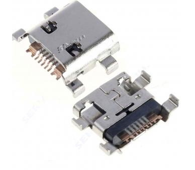 Conector carga puerto micro usb para Samsung Galaxy S3 Mini i8190  - 1