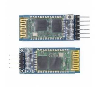 Modulo inalambrico Arduino HC-06 HC06 Bluetooth ESCLAVO con base Slave W0009