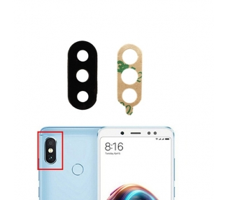 Cristal Camara Trasera para Xiaomi Redmi Note 5 / Note 5 Pro