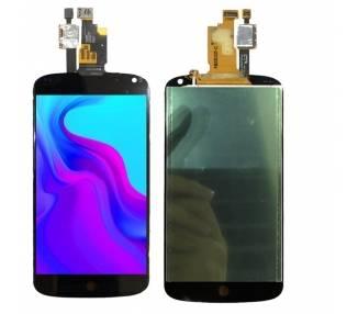 Pełny ekran dla LG NEXUS 4 E960 Czarny Czarny