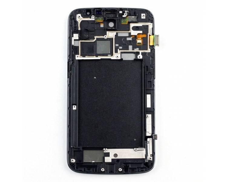 Pełny ekran dla Samsung Galaxy Mega i9200 i9105 Biały Biały