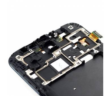 Schermo Display per Samsung Galaxy Mega i9200 i9105 Bianco ARREGLATELO - 3