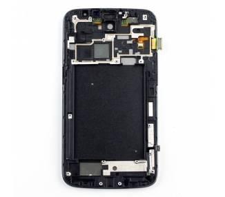 Pantalla Completa para Samsung Galaxy Mega i9200 i9105 Negro Negra ARREGLATELO - 2