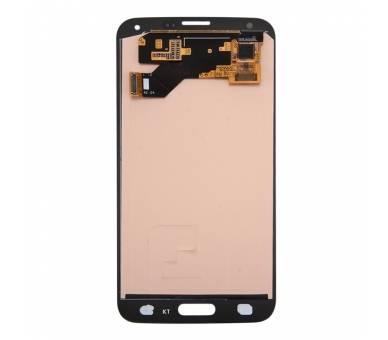 Oryginalny pełny ekran do Samsung Galaxy S5 G900F i9600 G900A G900V czarny Samsung - 2