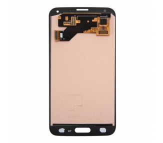 Oryginalny pełny ekran do Samsung Galaxy S5 G900F i9600 G900A G900V czarny
