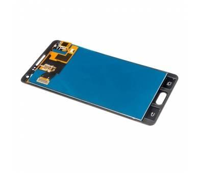 Pełny ekran do Samsung Galaxy A5 SM-A500 A500F Biały Biały ARREGLATELO - 2