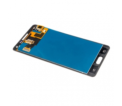 Schermo intero per Samsung Galaxy A5 SM-A500 A500F Bianco Bianco ARREGLATELO - 2