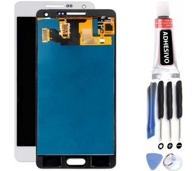 Ecran pour Samsung Galaxy A5 SM-A500 A500F Blanc ULTRA+ - 1