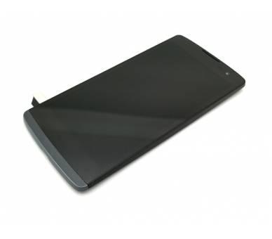 Pełny ekran z Ramką do LG Leon H340 H340N Czarny Czarny ARREGLATELO - 2