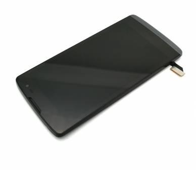 Pełny ekran z Ramką do LG Leon H340 H340N Czarny Czarny ARREGLATELO - 3