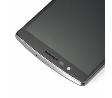 Bildschirm Display mit Rahmen für LG G4 H815 H818 Schwarz ULTRA+ - 3