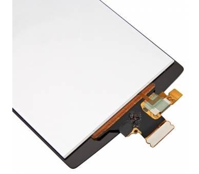 Bildschirm Display mit Rahmen für LG G4 H815 H818 Schwarz ULTRA+ - 7