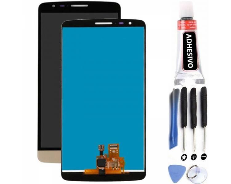 Display For LG G3, Color Gold ARREGLATELO - 1