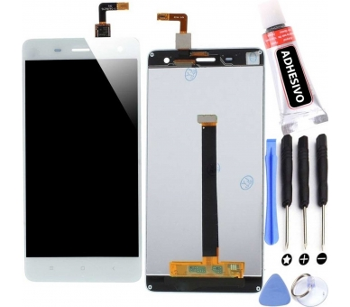 Display For Xiaomi Mi 4 | Color White |   ULTRA+ - 1