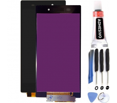 Display For Sony Xperia Z1 | Color Black |   ULTRA+ - 1