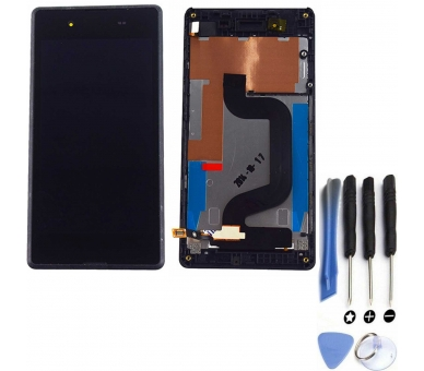 Display For Sony Xperia E3 | Color Black |   ULTRA+ - 1