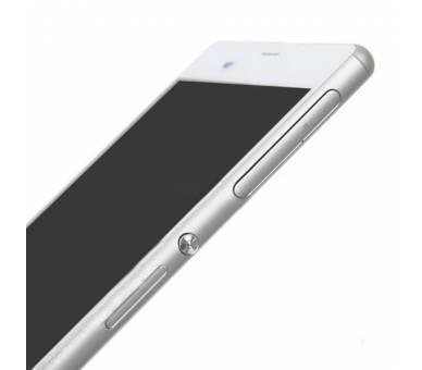 Vollbild mit Rahmen für Sony Xperia Z3 D6603 Weiß Weiß ARREGLATELO - 3