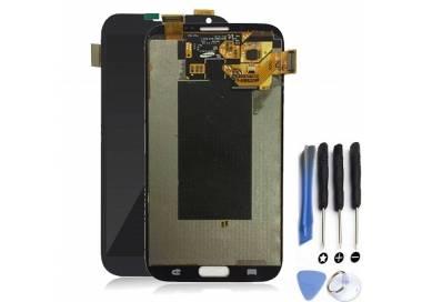 Pantalla Completa Original para Samsung Galaxy Note 2 N7100 Gris ARREGLATELO - 1