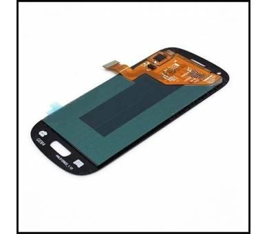 Volledig scherm voor Samsung Galaxy S3 i9300 Blue FIX IT - 2