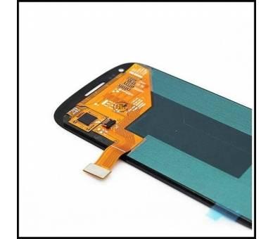 Volledig scherm voor Samsung Galaxy S3 i9300 Blue FIX IT - 3