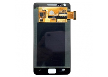 Pantalla Completa para Samsung Galaxy S2 i9100 Blanco Blanca ARREGLATELO - 3