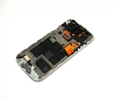 Vollbild für Samsung Galaxy S4 Mini i9195 Blau ARREGLATELO - 2