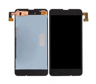 Pełny ekran dla Nokia Lumia 630 635 Czarny Czarny ARREGLATELO - 2