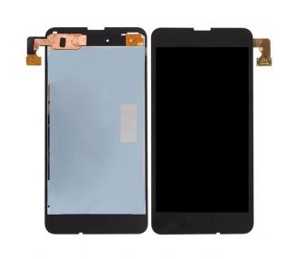 Pantalla Completa para Nokia Lumia 630 635 Negro Negra ARREGLATELO - 2